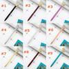 36 colori Codice messaggio e quantità