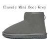 Mini Boot-Grey classico