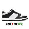 A2 Blanc noir 36-45