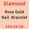 Nagel - # 19 Rose Gold Diamond