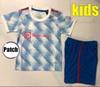 21/22 Away Kids Kit mit Patch
