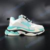 27. Turquoise grise blanche