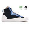 A49 Beyaz Siyah Legend Mavi 36-45