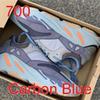 700 blu carbonio