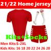 21 22 kits de casa + meias