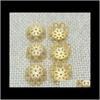 15mm Gold