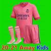 P16 20 21 Away Kids Socks.