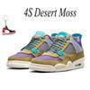 4s désert mousse