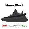 B4 مونو أسود 36-47