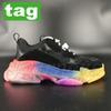 C12- Black Rainbow Sole