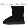 Classic Breve Boot-Black