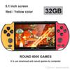 Żółty / czerwony 32 GB