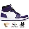 D29 Court Purple White 36-46