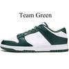 Team Green.