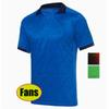 Fans Italia 2021 Home Blue + Worldcup