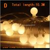 D 100 lights warm white