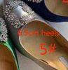 6.5cm 발 뒤꿈치 5 # 밝은 회색