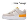 Naranja láser