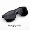 clássico preto / cinza