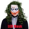 Led Joker Maske