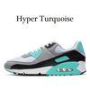40-45 hyper turquoise