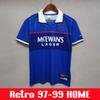 Rangers 97-99 Home