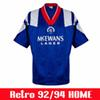Rangers 92-94 Home