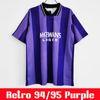 Rangers 94-95 Purple