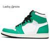 # 10 High og fortunato verde