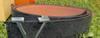 12 black plaid
