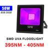 50W UV (395nm-405nm) 85V-265V reflector