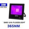 30W UV-365NM 85V-265V Floodlight