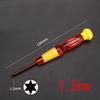 1.2mm Hex screwdriver