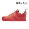 Utilitario rojo