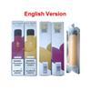 İngilizce sürümü - karışım renkleri