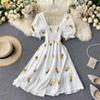 Ананасовое платье 86см