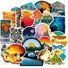 50 여행 풍경
