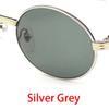 Silber-Grau