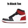 1s 5.5-12 black toe