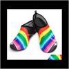 rainbow beach socks