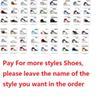 Pagar por más zapatos