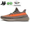 B46 Grey Orange Stripe 36-48