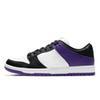 D22 36-45 Court Purple