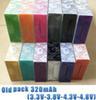 Old pack(320mAh batetry)