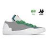 A41 Blazer Low Classic Green 36-45