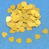 Corazón 10mm 150g Oro