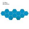 Blue 12pcs / Set (80x70x40mm)