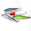 14 cm 23.7 g Fishing Lure Minnow Hard Bait with 3 Fishing Hooks Fishing Tackle Lure 3D Eyes Free Shipping