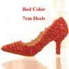 7cm Heels