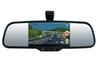 2015 New H264 5 inch HD Night Vision Car DVR Recorder Rear view camera view mirror